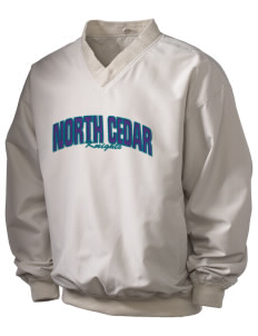 North Cedar Middle School Knights Holloway Men's Wind Shirt with Tackle Twill