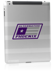 Alternative Academy Phoenix Apple iPad 2 Skin
