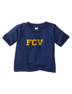 Franklin County Vocational Center Bulldogs Baby T-Shirt