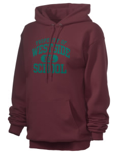 Westside School School Unisex 7.8 oz Lightweight Hooded Sweatshirt