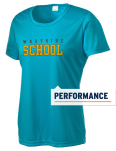 Westside School School Women's Competitor Performance T-Shirt