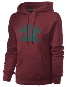 Westside School School Russell Women's Pro Cotton Fleece Hooded Sweatshirt