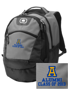 Alden Middle School Bulldogs Embroidered OGIO Rogue Backpack
