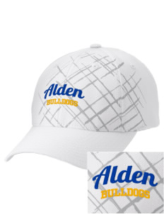 Alden Middle School Bulldogs Embroidered Mixed Media Cap