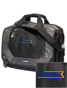 Alden Middle School Bulldogs Embroidered OGIO Corporate City Corp Messenger Bag