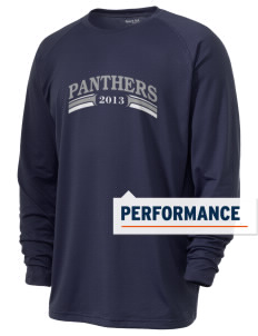Penns Creek Elementary School Panthers Men's Ultimate Performance Long Sleeve T-Shirt