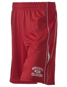 "Mater Dei School Nativity School Chargers Holloway Women's Piketon Short, 8"" Inseam"