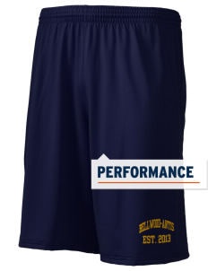 "Bellwood-Antis Middle School Blue Devils Holloway Men's Performance Shorts, 9"" Inseam"