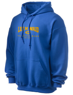 Lee M Waid Elementary School Hogs Ultra Blend 50/50 Hooded Sweatshirt