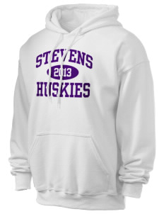 Stevens Elementary School Huskies Ultra Blend 50/50 Hooded Sweatshirt