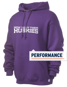 Stevens Elementary School Huskies Russell Men's Dri-Power Hooded Sweatshirt