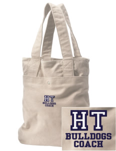 Holy Trinity School Bulldogs Embroidered Alternative The Berkeley Tote