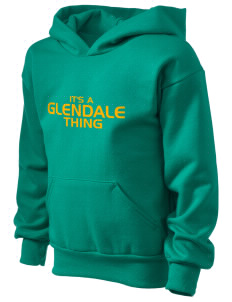 Glendale Adventist Academy Cougars Kid's Hooded Sweatshirt