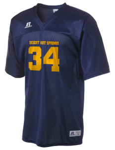 Desert Hot Springs High School Golden Eagles  Russell Men's Replica Football Jersey