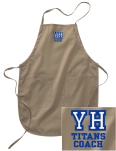 Yeshivah Harambam School Titans Embroidered Full Length Apron