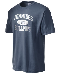 Leonard M Jennings Elementary School Bullpups Men's Essential T-Shirt