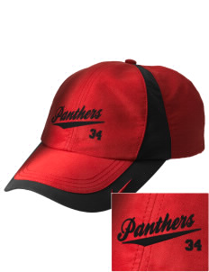 Moxee Elementary School Panthers Embroidered Nike Golf Colorblock Cap