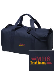 Millersburg Area High School Indians Embroidered Holloway Duffel Bag