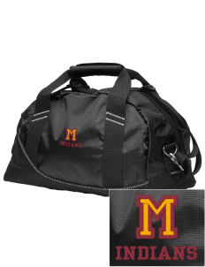 Millersburg Area High School Indians Embroidered OGIO Half Dome Duffel