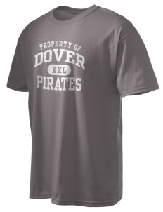 Dover Middle School Pirates Ultra Cotton T-Shirt