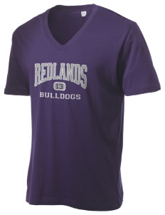 Redlands Adventist Academy Bulldogs Alternative Men's 3.7 oz Basic V-Neck T-Shirt