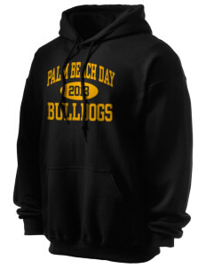 Palm Beach Day Academy Bulldogs Ultra Blend 50/50 Hooded Sweatshirt