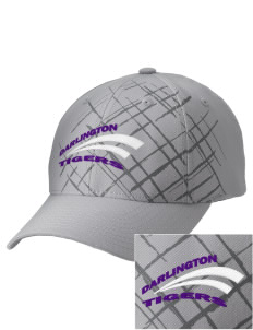 Darlington School Tigers Embroidered Mixed Media Cap