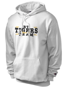 Don Bosco Tech Institute School Tigers Champion Men's Hooded Sweatshirt