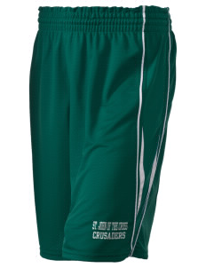 "Saint John Of The Cross School Crusaders Holloway Women's Piketon Short, 8"" Inseam"