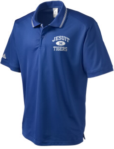 Jesuit High School Tigers adidas Men's ClimaLite Athletic Polo