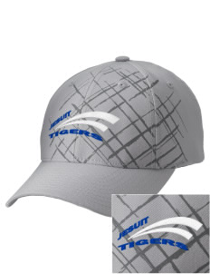 Jesuit High School Tigers Embroidered Mixed Media Cap