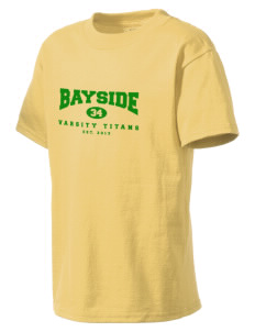 Bayside Community Day School Trojans Kid's Lightweight T-Shirt
