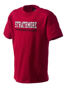 Strathmore Middle School Strathmore Bulldogs Kid's T-Shirt