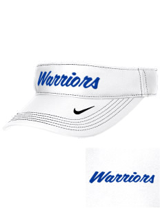 Parkview Elementary School Warriors Embroidered Nike Golf Dri-Fit Swoosh Visor