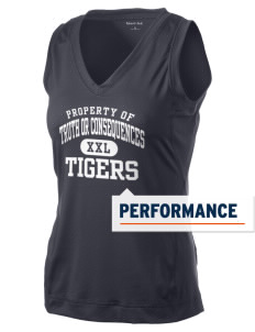 Truth Or Consequences Elementary School Tigers Women's Performance Fitness Tank