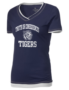 Truth Or Consequences Elementary School Tigers Holloway Women's Dream T-Shirt
