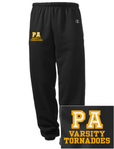 Purvis Attendance Center tornadoes Embroidered Champion Men's Sweatpants