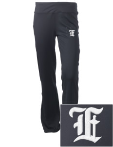 Iowa Great Lakes Lutheran School Eagles Women's NRG Fitness Pant