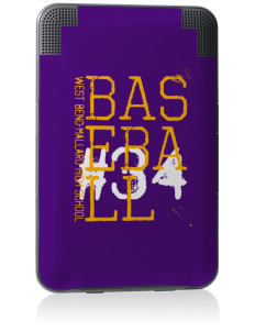 West Bend-Mallard High School Wolverines Kindle Keyboard 3G Skin
