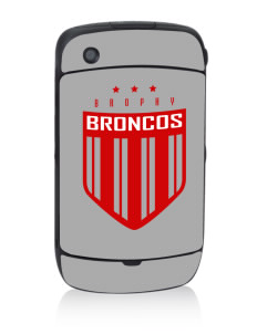 Brophy College Preparatory School Broncos Black Berry 8530 Curve Skin