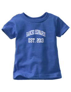 Rancho Bernardo High School Broncos  Toddler Jersey T-Shirt