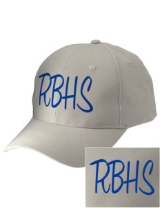 Rancho Bernardo High School Broncos Embroidered Low-Profile Cap