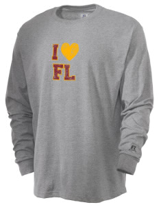 Fisher's Landing Elementary School Mariners  Russell Men's Long Sleeve T-Shirt