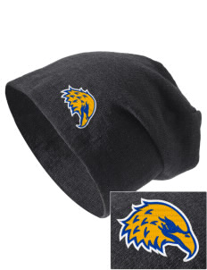 Brock High School Eagles Embroidered Slouch Beanie