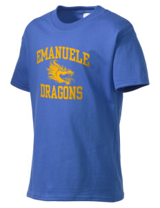 Emanuele Elementary School Dragons Kid's Essential T-Shirt