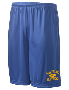 "Maysville Elementary School Panthers Men's Competitor Short, 9"" Inseam"