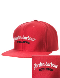 Gordon-Barbour Elementary School Bulldogs Embroidered D-Series Cap