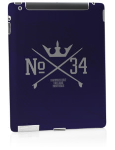 Havenscourt Junior High School Panthers Apple iPad 2 Skin