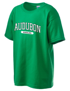 Audubon Junior High School Eagles Kid's 6.1 oz Ultra Cotton T-Shirt