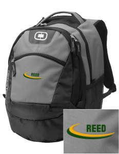 Reed Middle School Wolves Embroidered OGIO Rogue Backpack